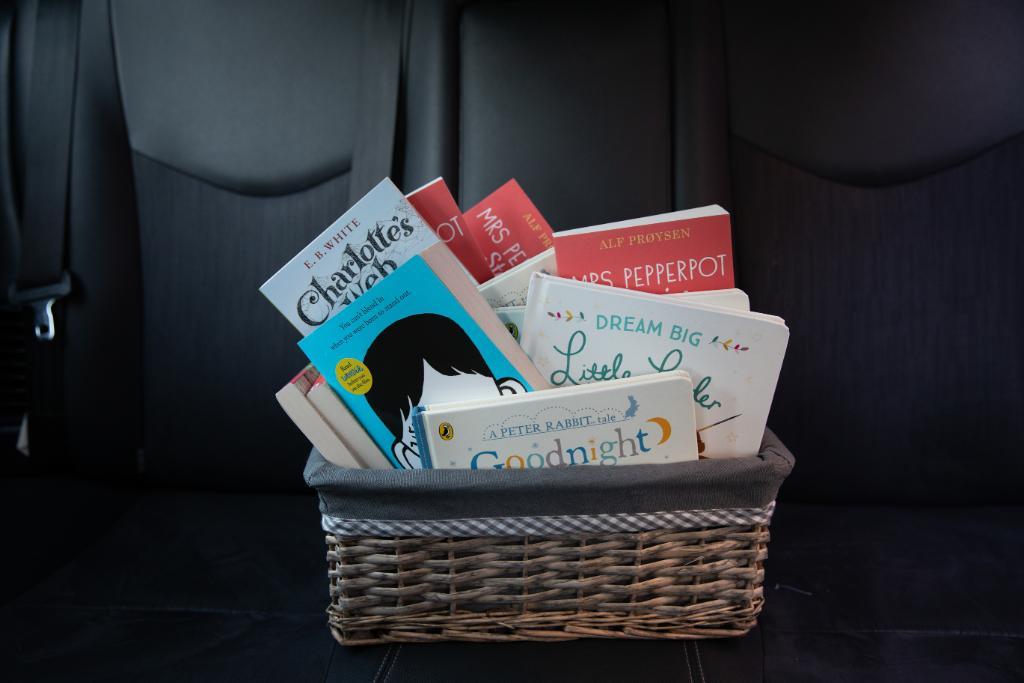 World Book Day Uber
