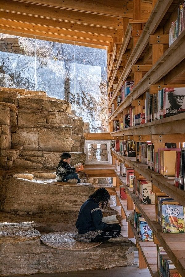 Zheshui Natural Library 3