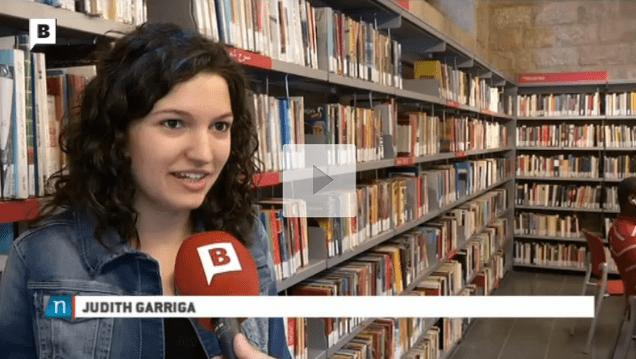 Una noia troba una cançó de Coldplay amagada a la Biblioteca Sant Pau – Santa Creu