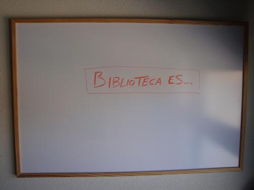 Biblioteca es... 1