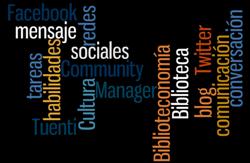 Community Manager y Bibliotecas