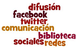 Comunicación Bibliotecas Facebook Twitter
