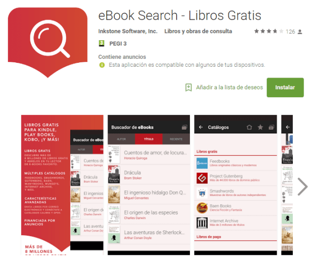 eBook Search