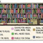 Pon un Tom Gauld en tu vida… tus libros te lo agradecerán