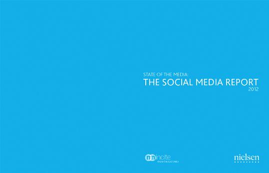 The Social Media Report 2012