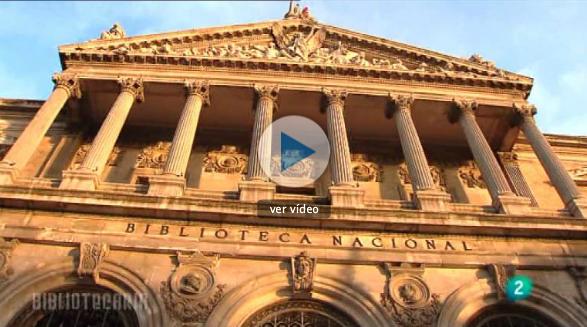 Vídeo: Los oficios de la cultura - Mar Hernández, bibliotecaria