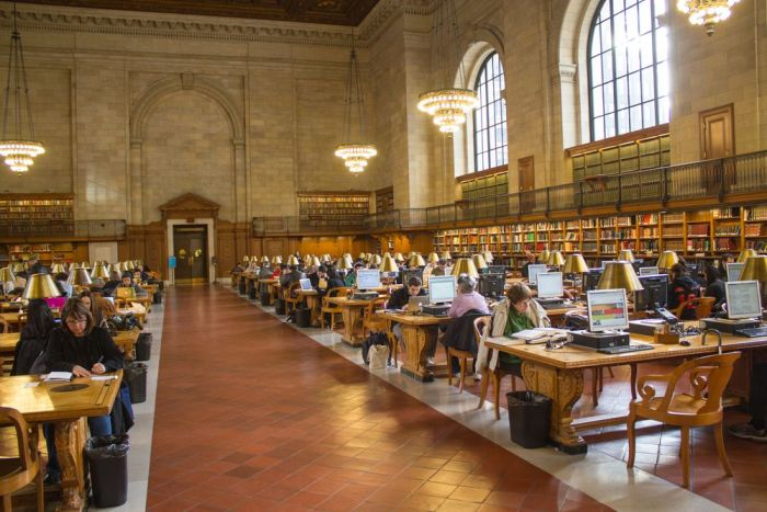 The New York Public Library (NYPL) by pisaphotography / Shutterstock.com