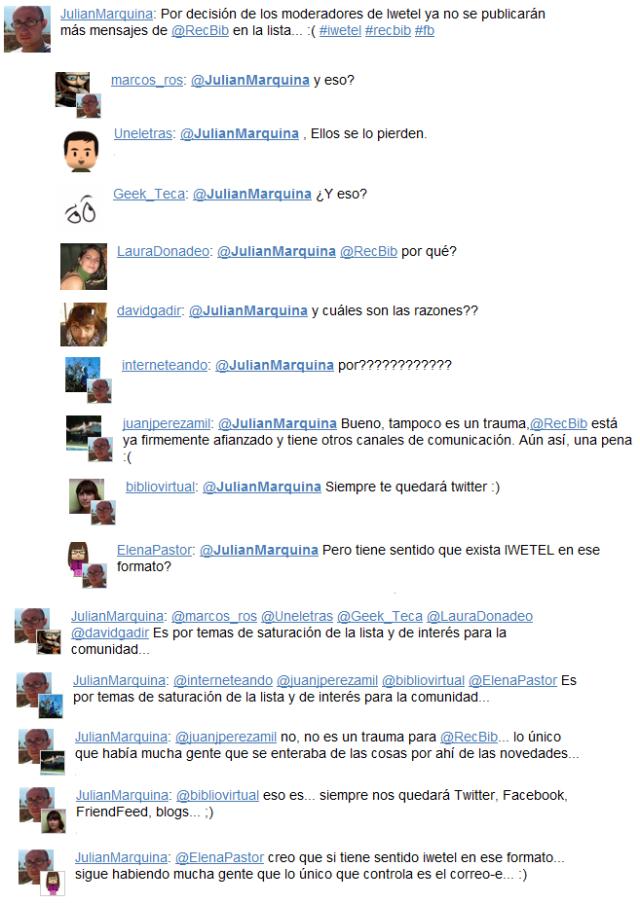 Twitterbronca primera parte