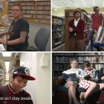 Las bibliotecas se contagian de los números 1 musicales