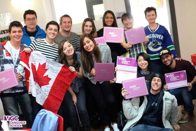 溫哥華語言學校VGC 學員心得