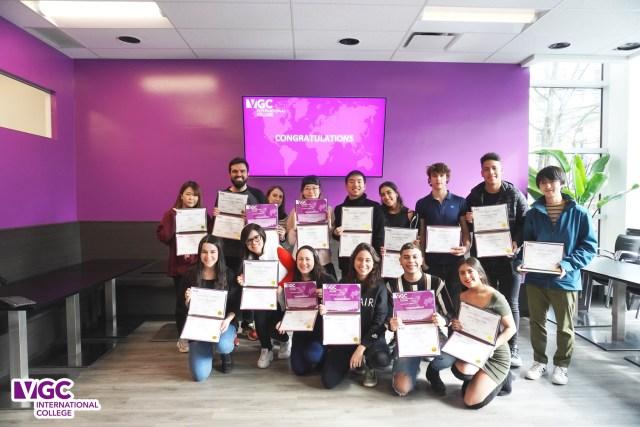 溫哥華語言學校VGC