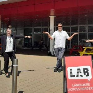 溫哥華語言學校LAB