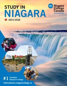 東岸公立學院-Niagara College尼加拉學院-2021目錄