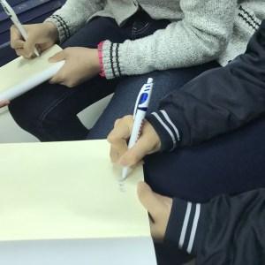 林秉蓁的簽書會