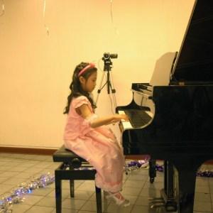 林秉蓁_音樂教室演出-鋼琴