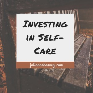 Investing in Self-Care