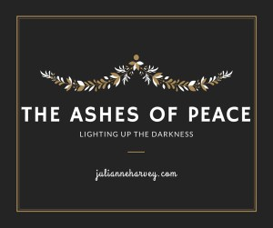 The ashes of peace