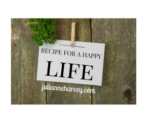Recipe for aHappy Life