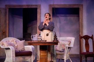 """Julie Snyder does a fine job lightening the mood with her comic Irish maid, thankfully without going over the top.""~Matt Palm/Orlando Sentinel (Photo Credit: Tom Hurst)"