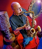 Jeff Coffin, saxaphonist