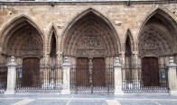 León. Catedral_Portada principal