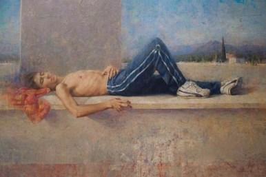 Francisco Carrillo Cruz - Alberto en reposo