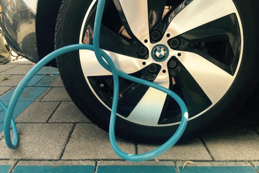 Mal eine echte BMW i3 user experience: Abenteuer »Laden«