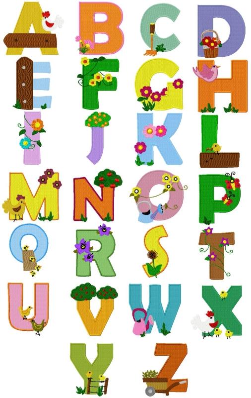 Alphabet Farm