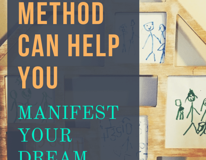 HOW THE KONMARI METHOD CAN HELP YOU MANIFEST YOUR DREAM LIFE!