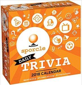 Sporkle trivia calendar