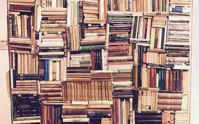 Refill Your Creative Well – Read 200 Books This Year