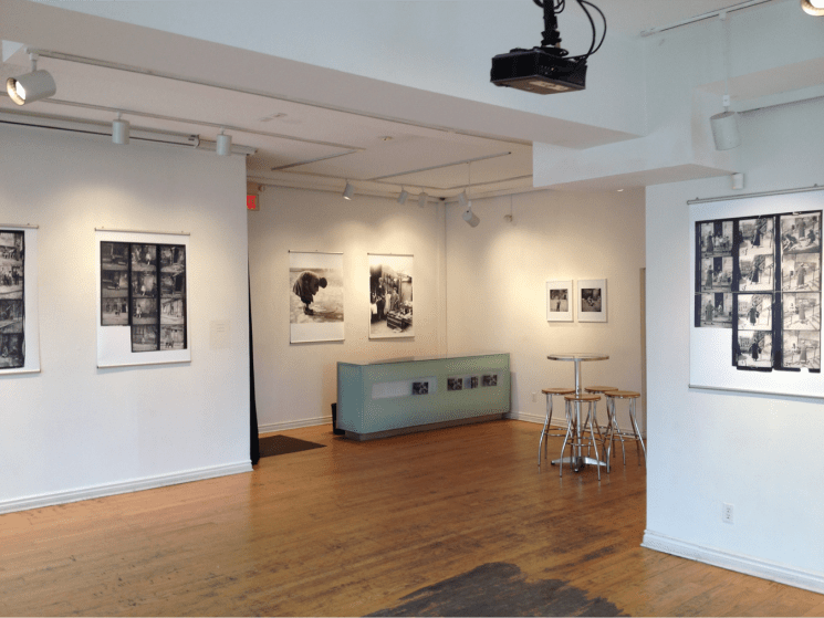 Julia Winckler: Marilyn Stafford Exhibition