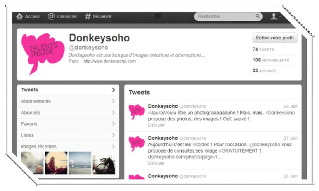 Twitter : Donkeysoho