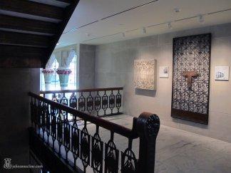 Inside the Metropolitan Museum of Art in New York City