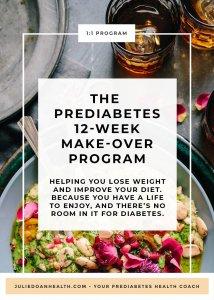 prediabetes make-over progam