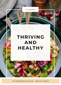 thriving health