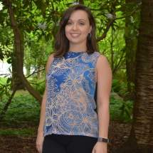 zentangle womens blouse