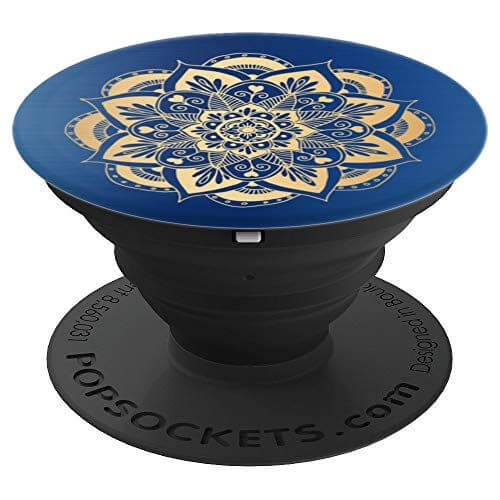 popsockets phone grip stand mandalas floral