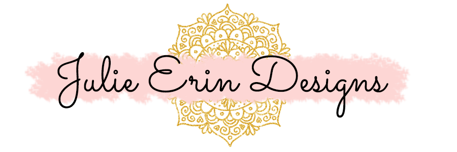 julie erin designs header