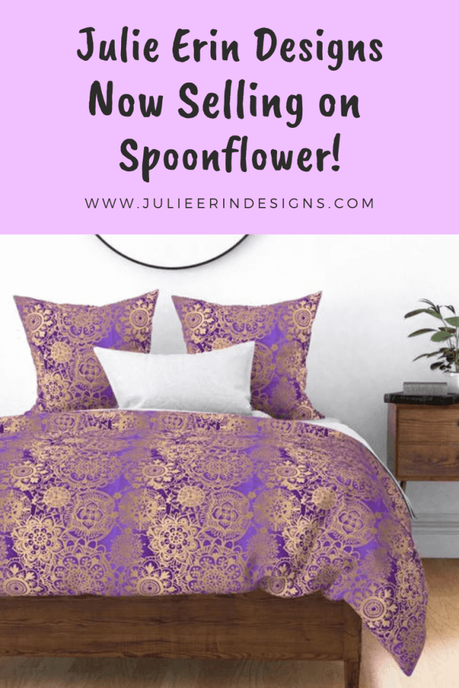 now selling on spoonflower