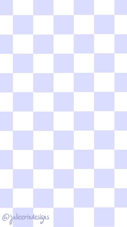 lavender purple checker wallpaper