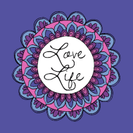 love life mandala popsocket