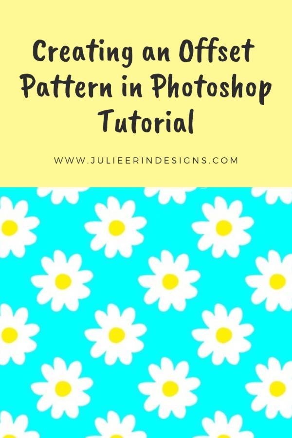 offset pattern photoshop tutorial