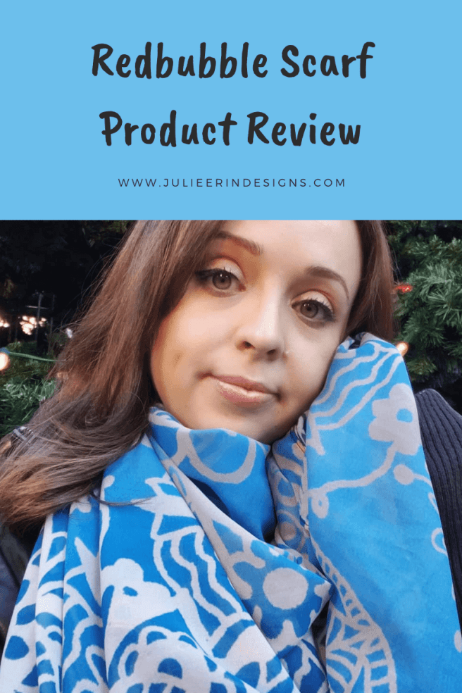 redbubble scarf review scarves
