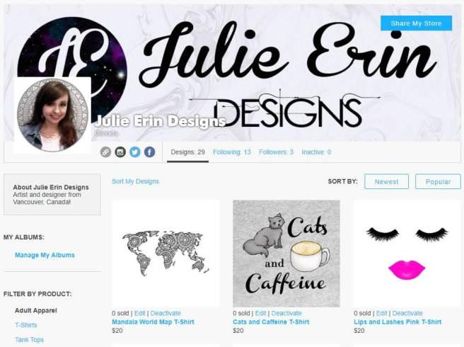 teepublic home page