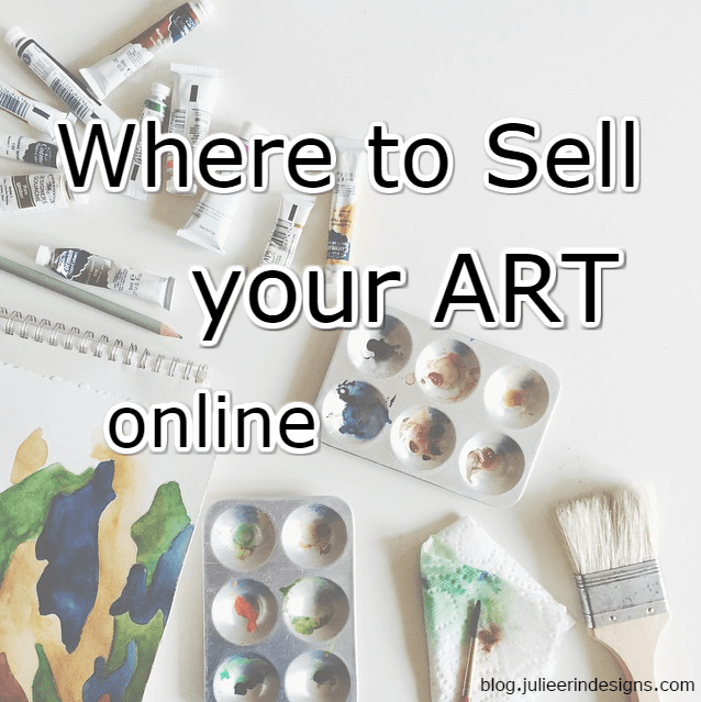 Where to Sell Your Art Online