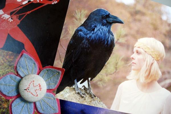 raven dreaming