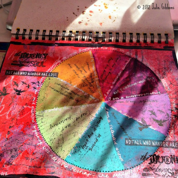 Canson XL mixed media journal