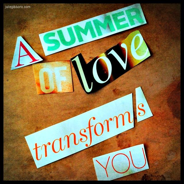 Summer lovin' had me a blast