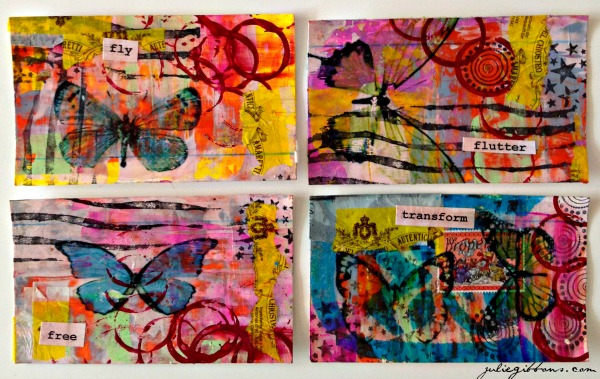 ICAD challenge review, an art trade invite AND a giveaway
